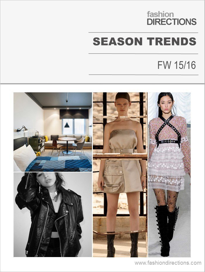 Season Trends FW15/16