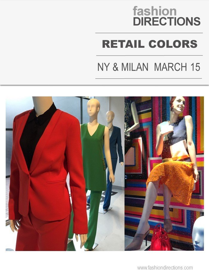 Retail Colors March 2015