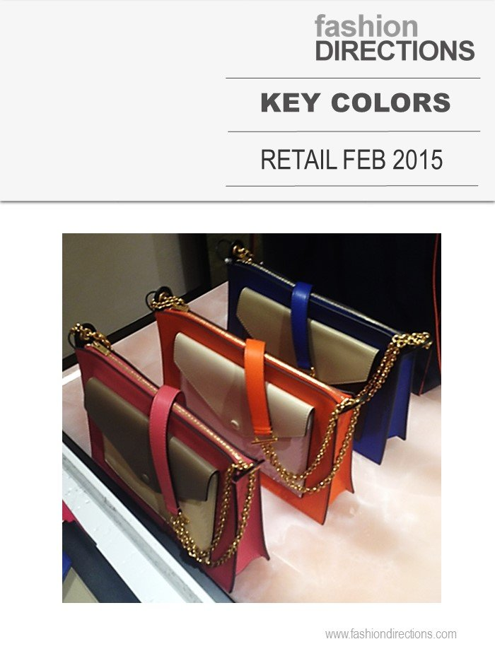 Retail Colors February 2015