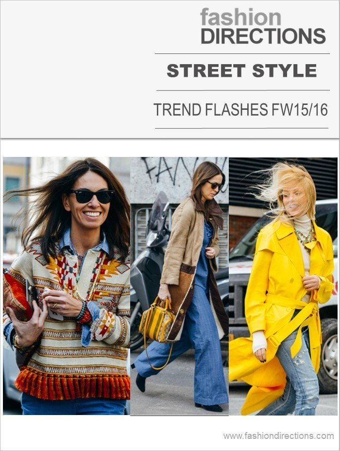Fashion Weeks FW15 Street Trends