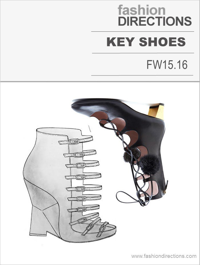 Key Shoes FW15/16