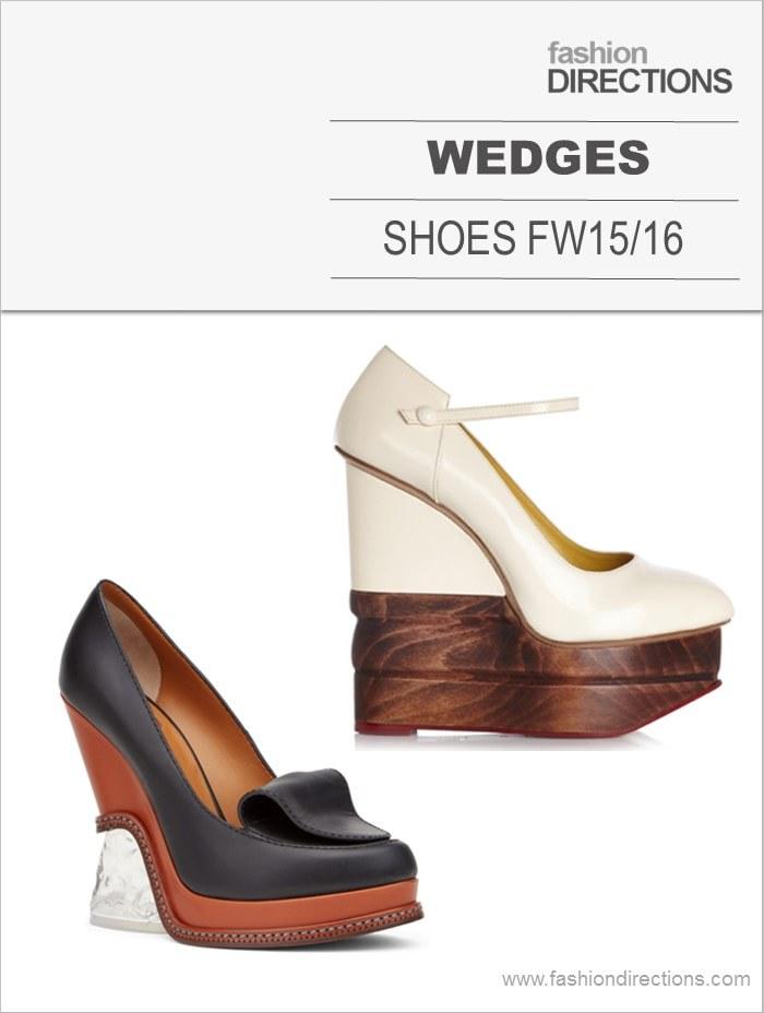 Wedges FW15/16