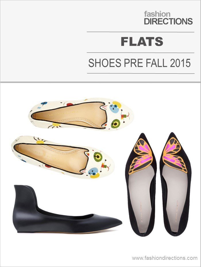 Flats Pre Fall 2015