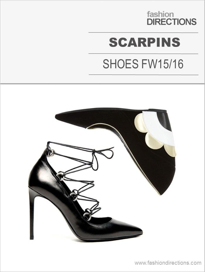 Scarpins FW15/16