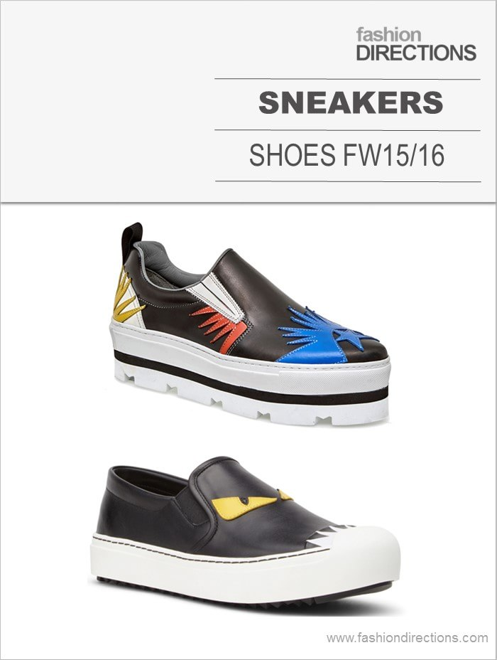 Sneakers FW15/16