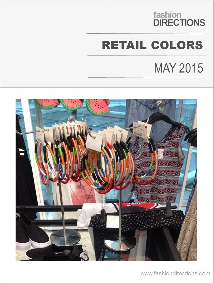 Retail Colors May 2015