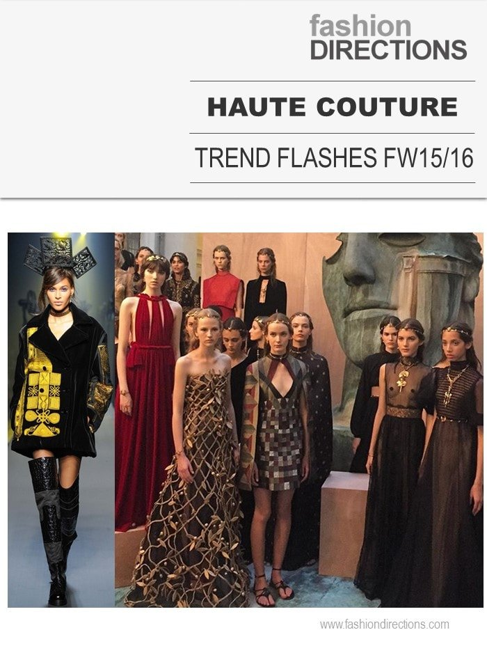 Best Of Haute Couture FW15/16