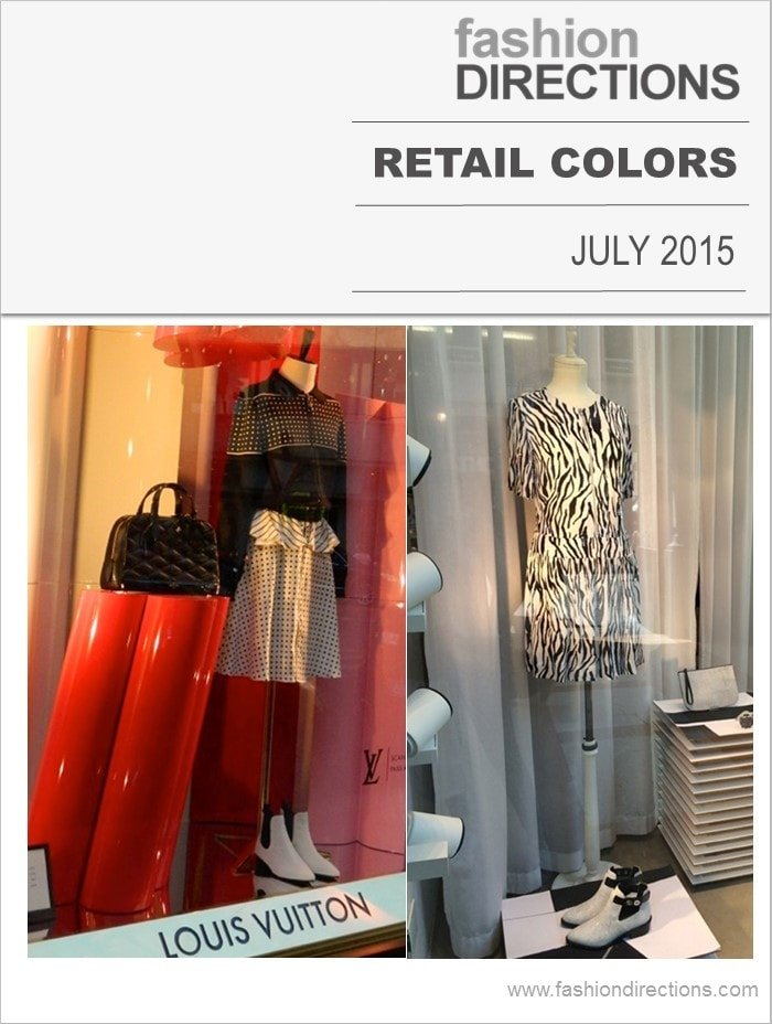 Retail Colors July 2015