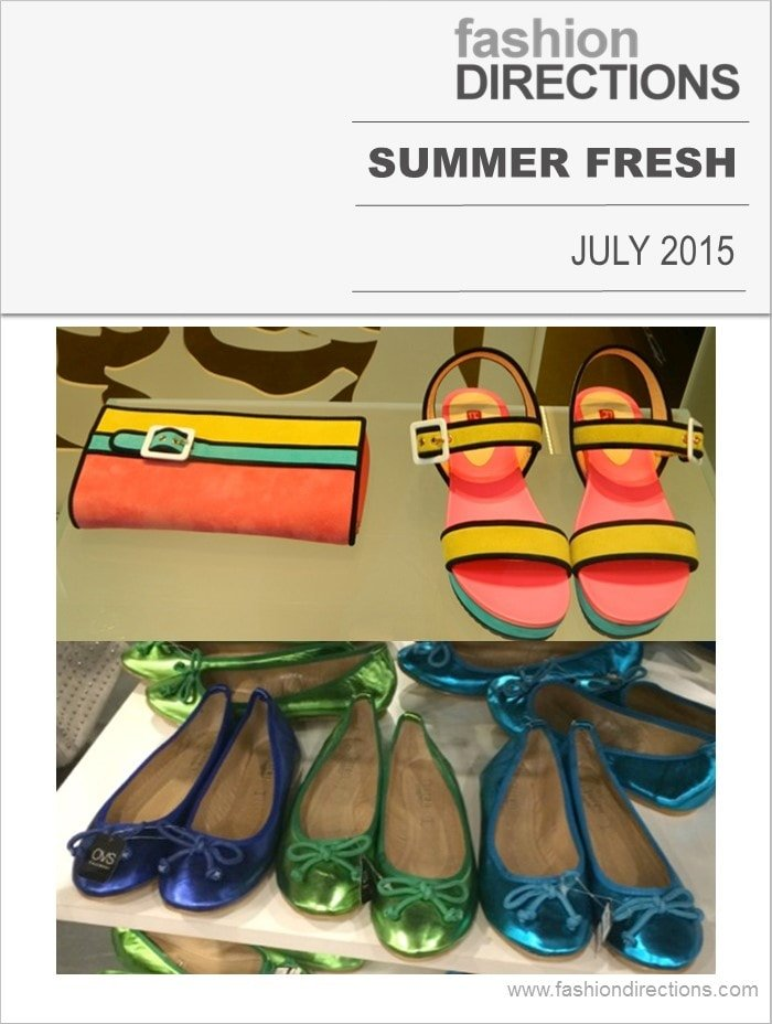 Retail Summer Fresh Colors Special