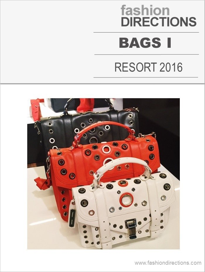Bags Collections Resort 2016 – Part 1