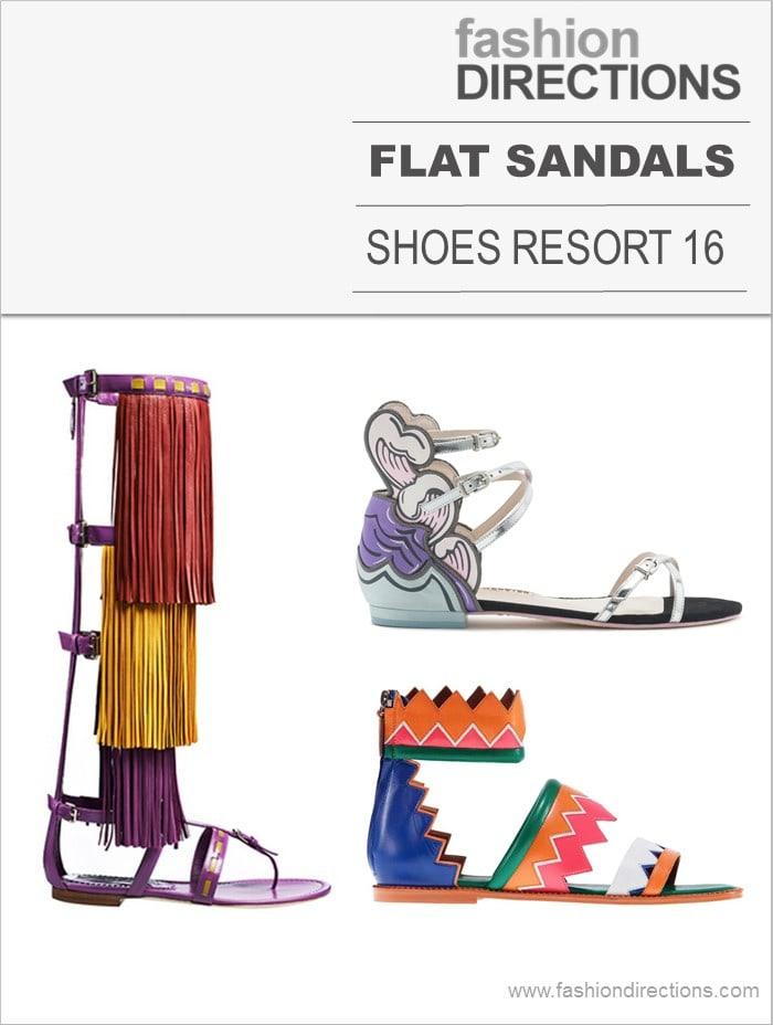 Flat Sandals Resort 2016