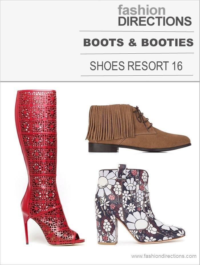 Boots & Booties Resort 2016