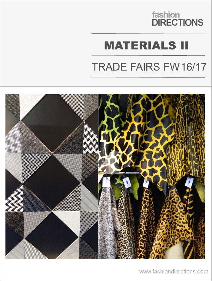 Materials FW16/17 – part 2