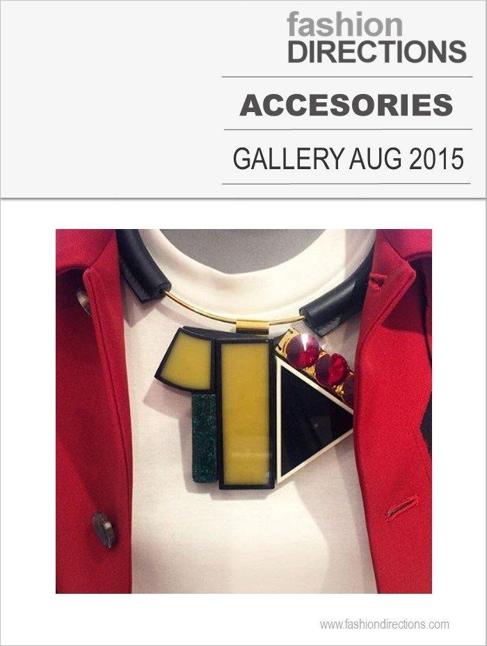 Accessories August 2015