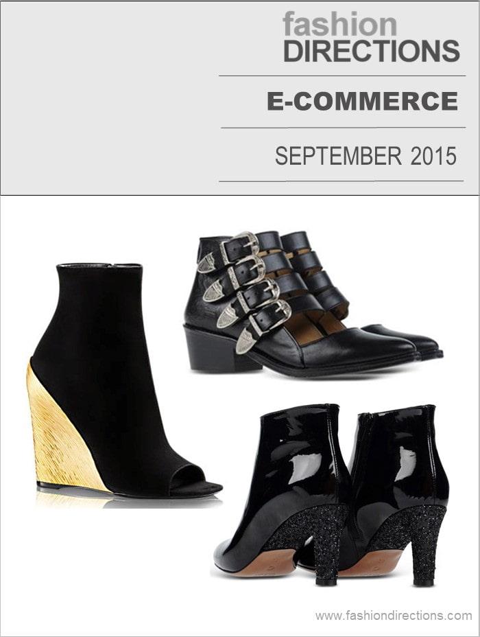 E-commerce Shoes September – Brand Focus