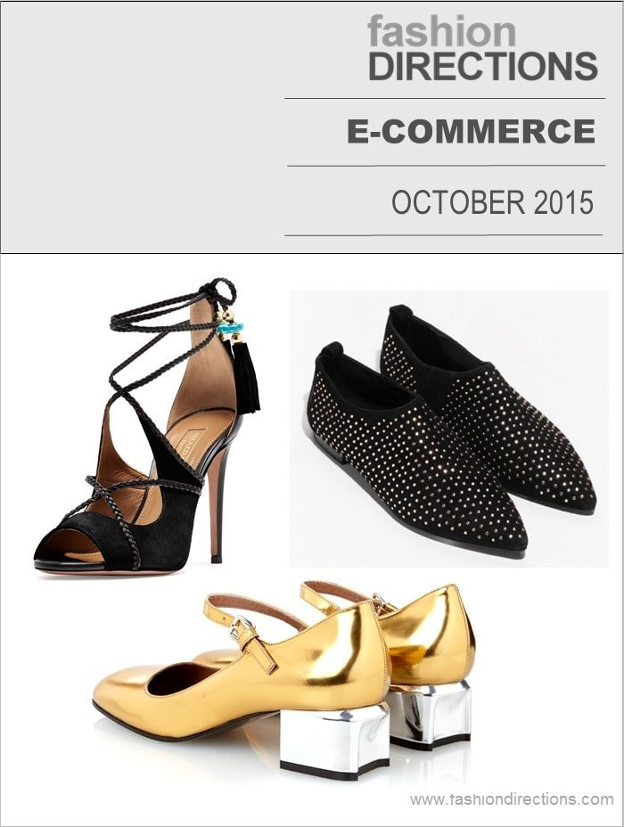 E-commerce Shoes October FW15 & SS16