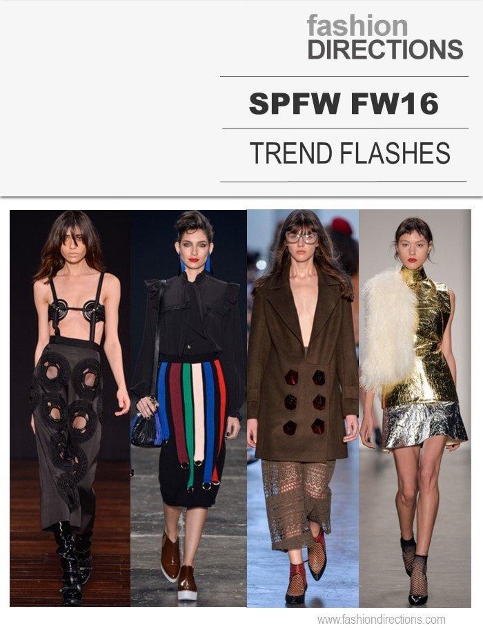 Key Trends SPFW FW16