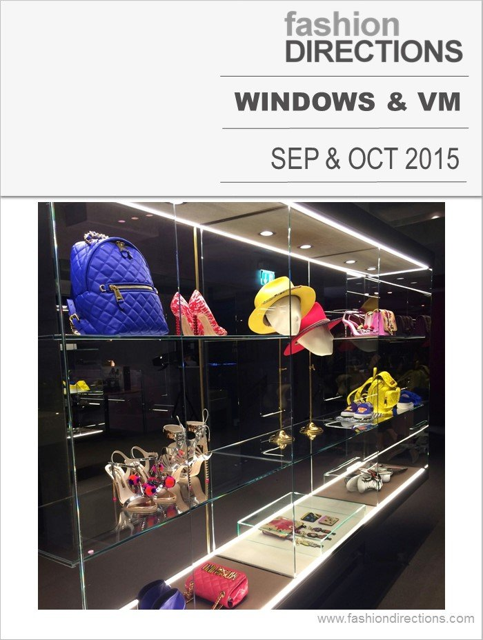 Retail Colors, Windows & VM October 2015