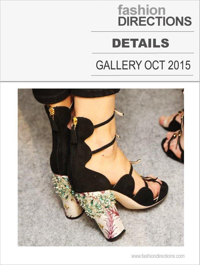 Shoes Details October 2015