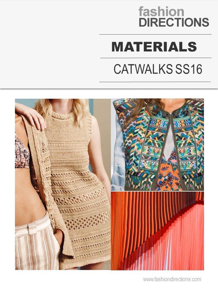 Key Prints & Materials SS16