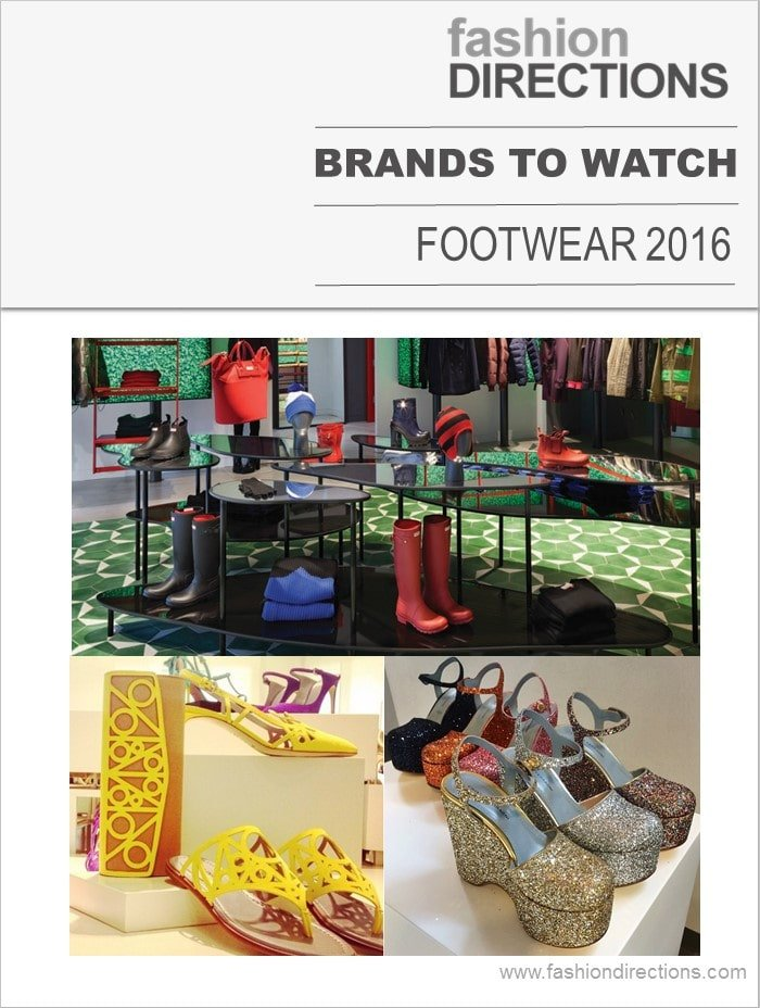 Footwear Brands To Watch 2016