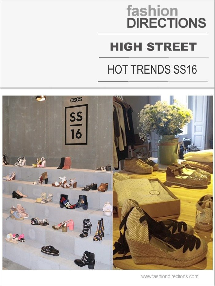 Hot On The High Street SS16