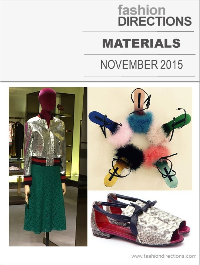 Retail Materials FW & Resort 2016