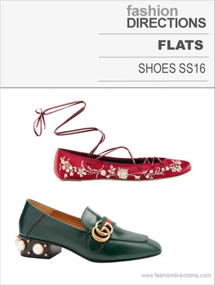Flats SS16