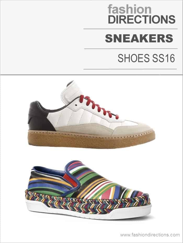 Sneakers SS16