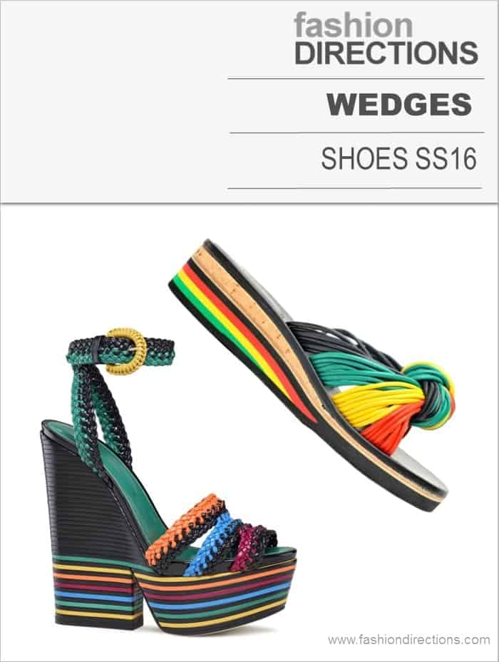 Wedges SS16