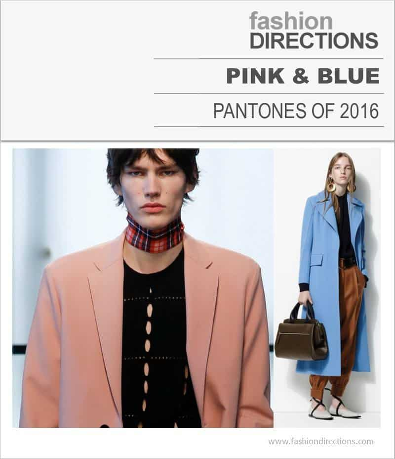 Pantones Of The Year 2016