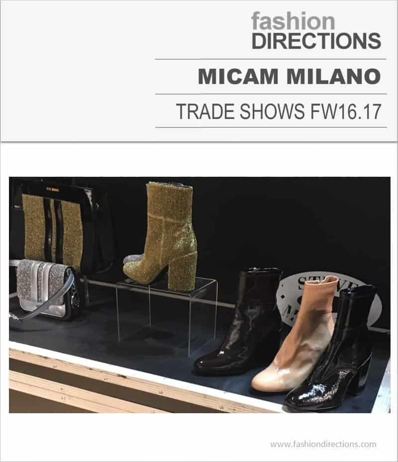 Micam FW16/17: Trend Analysis