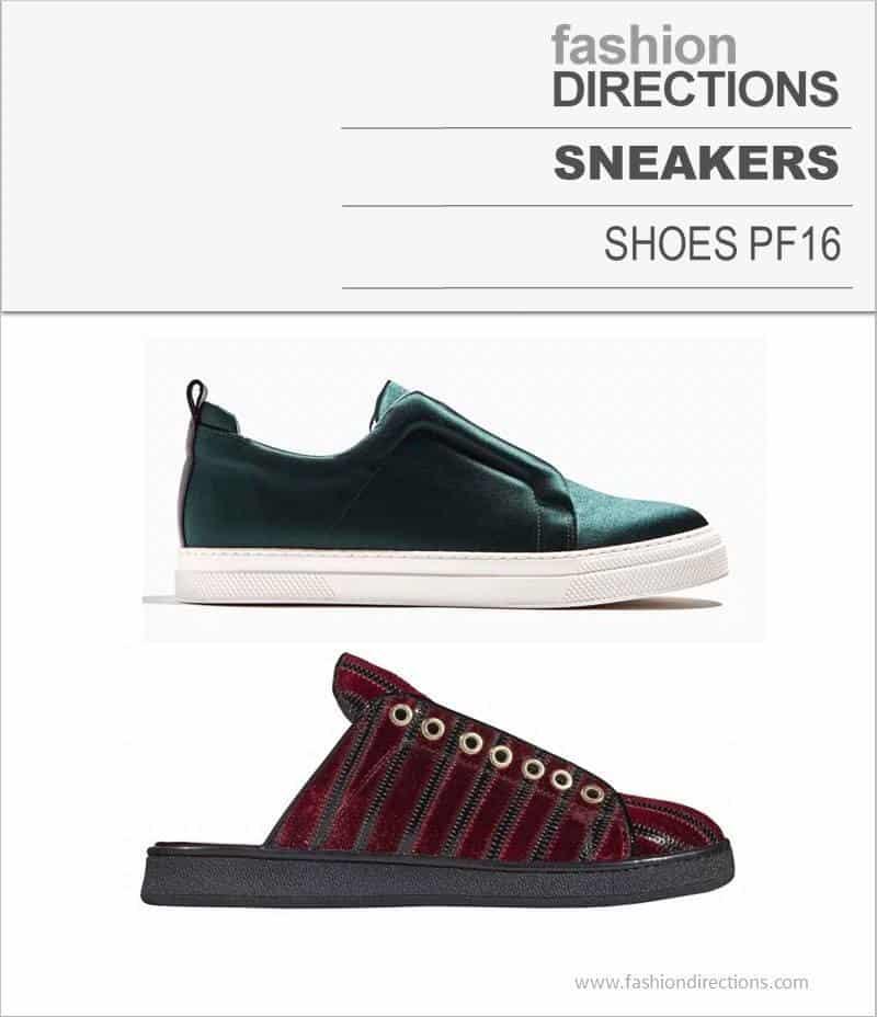 Sneakers  Pre-Fall 2016