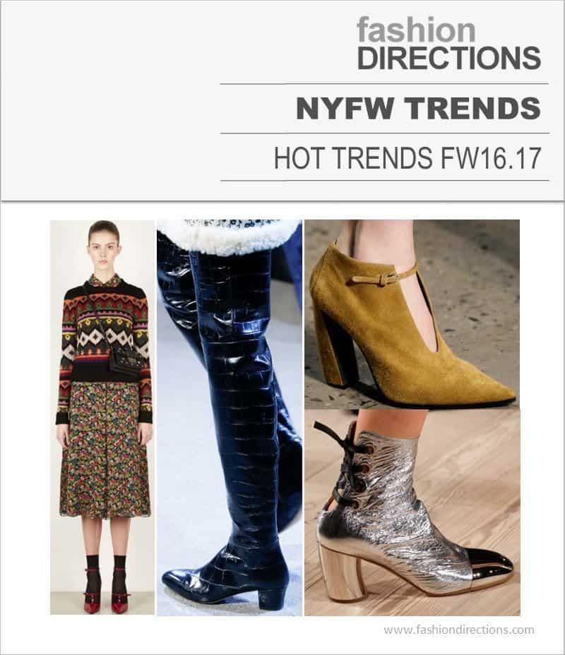 Hot Trends NYFW 16/17