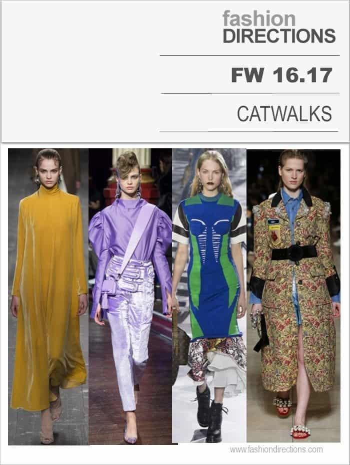 Catwalks Fall Winter 16/17
