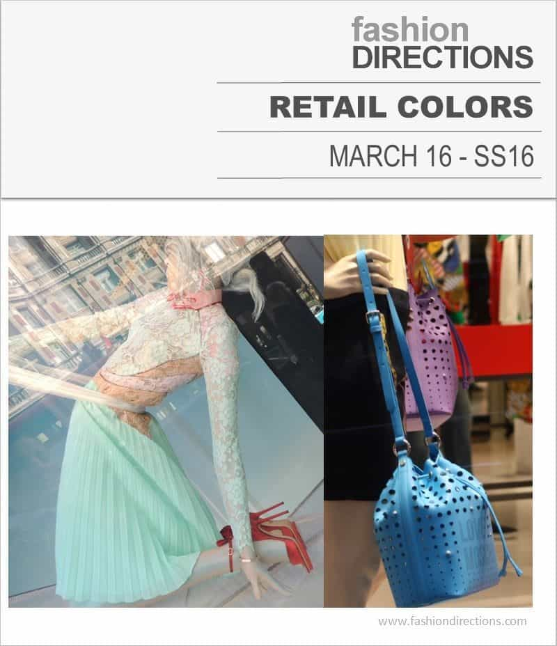 Retail Colors March 2016