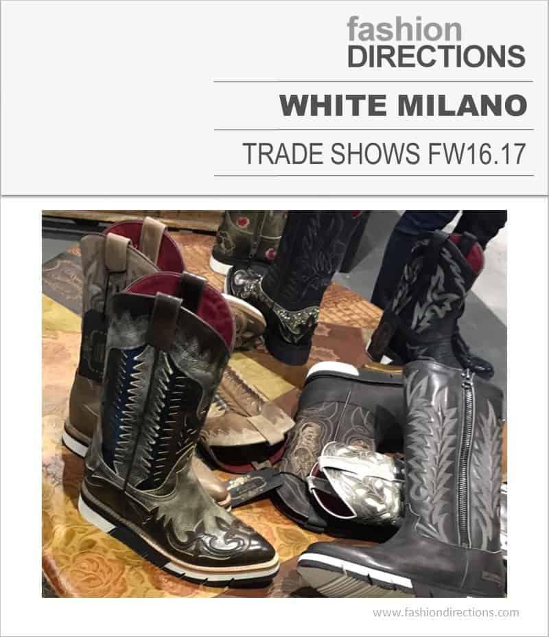 Key Trends White Milano FW16/17