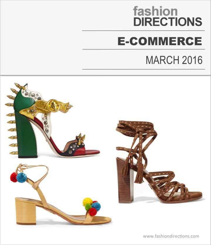 E-commerce Shoes March 2016