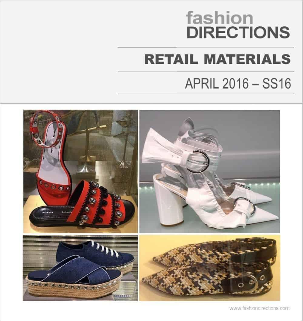Retail Materials April 2016