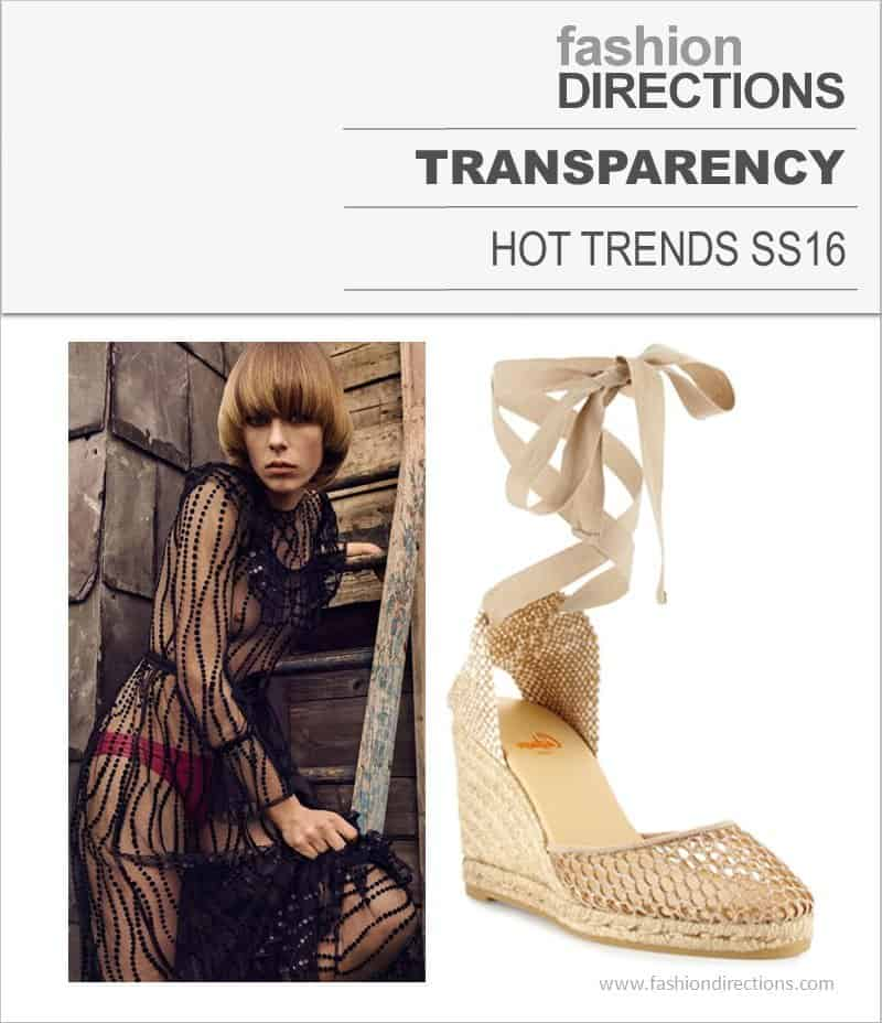 Hot Trends SS16 – Transparency