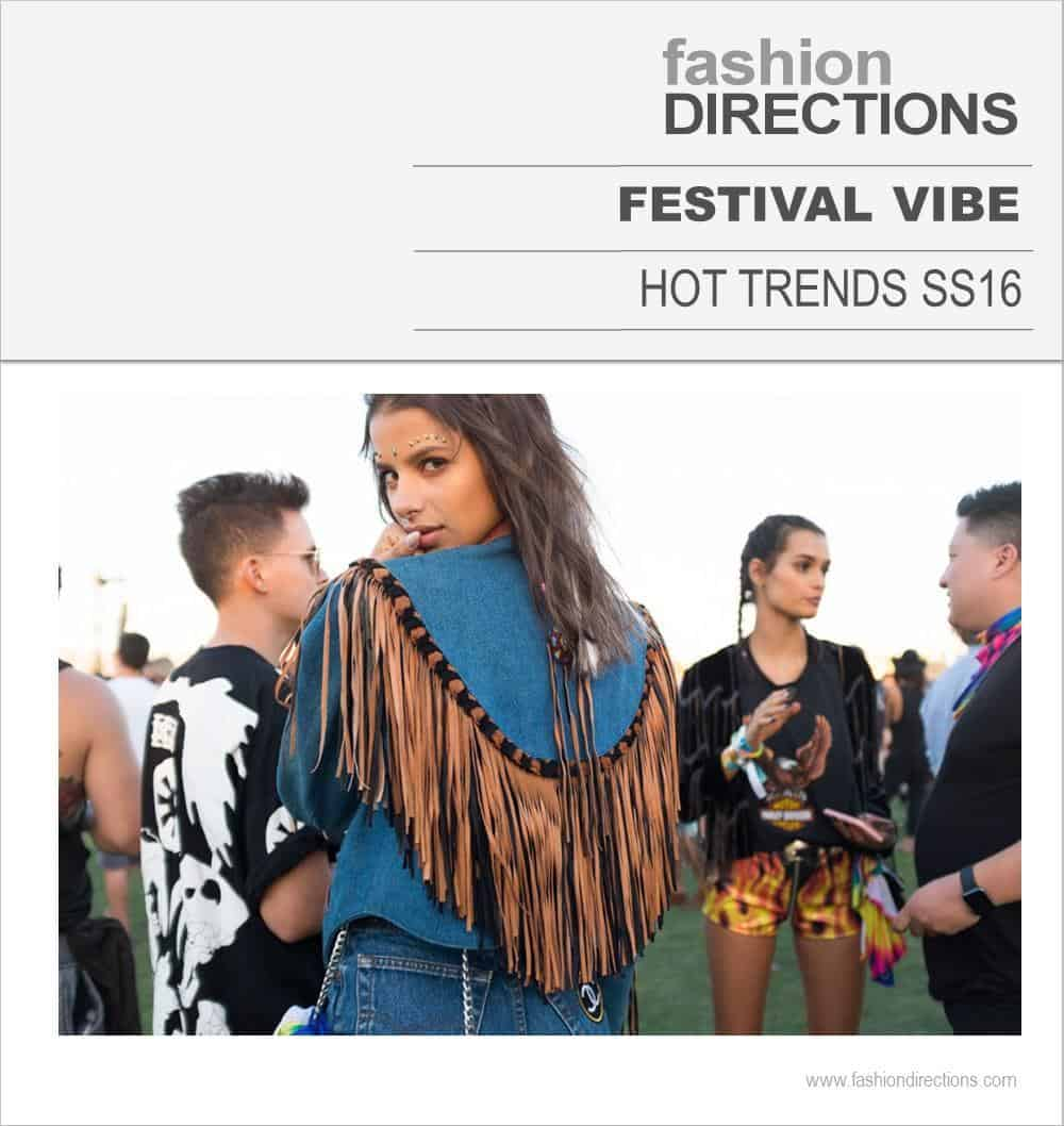 Hot Trends SS16 Festival Style