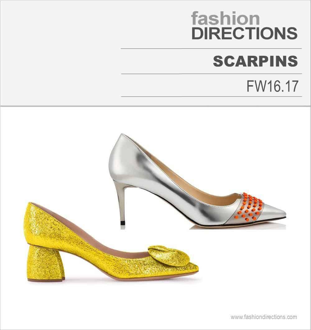 Scarpins FW16/17