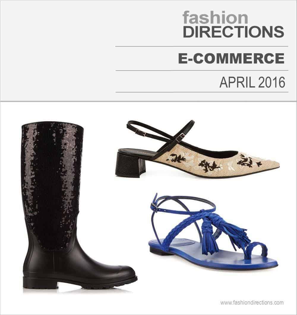 E-Commerce Shoes April 2016