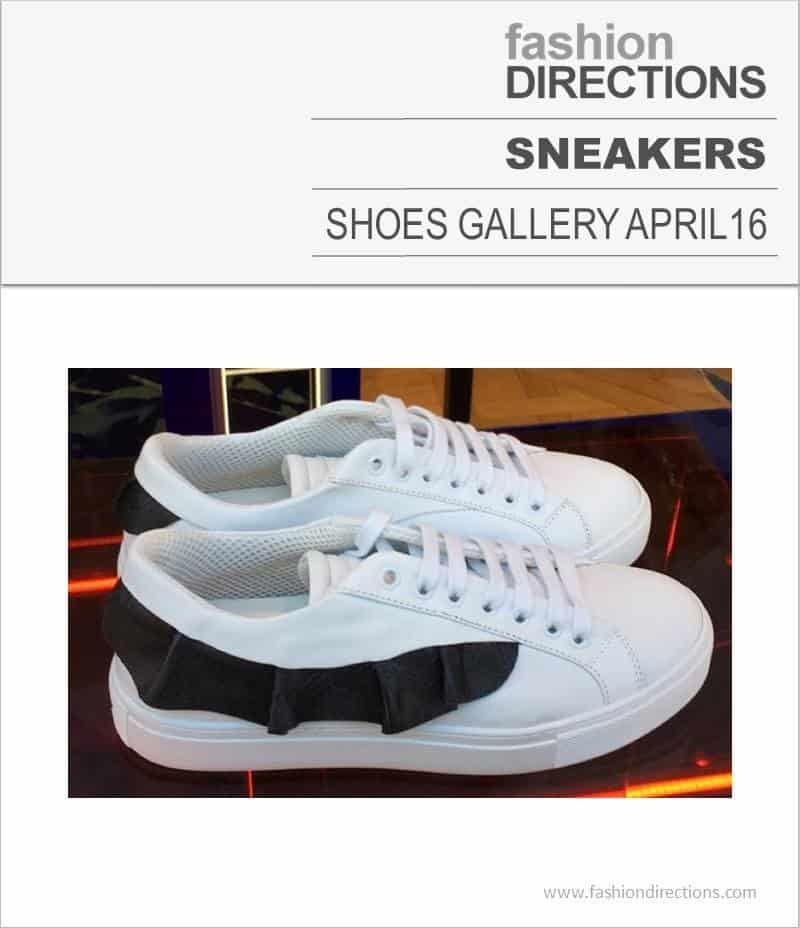 Sneakers April 2016