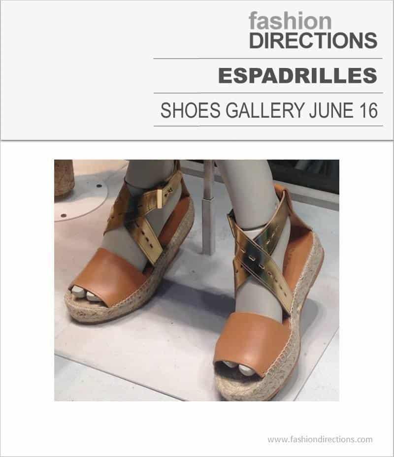 Espadrilles June 2016