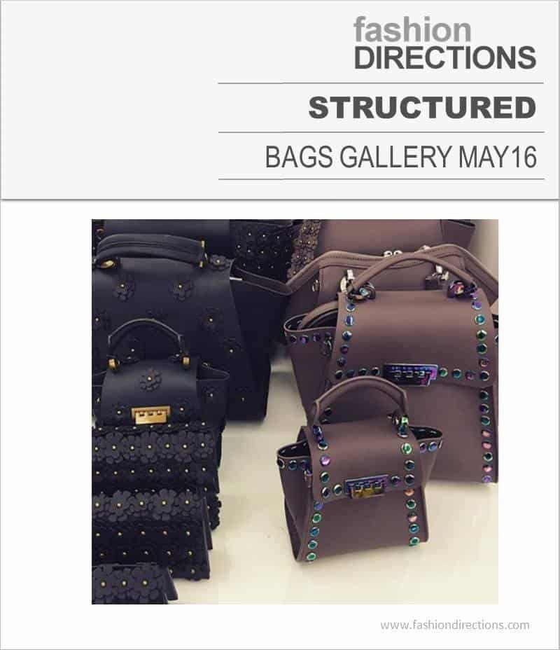 Structured Bags June 2016