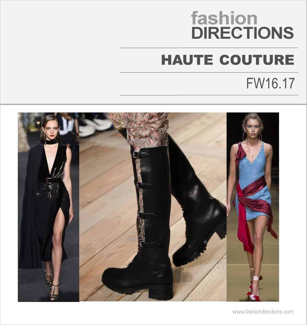 Key Trends Haute Couture FW16/17