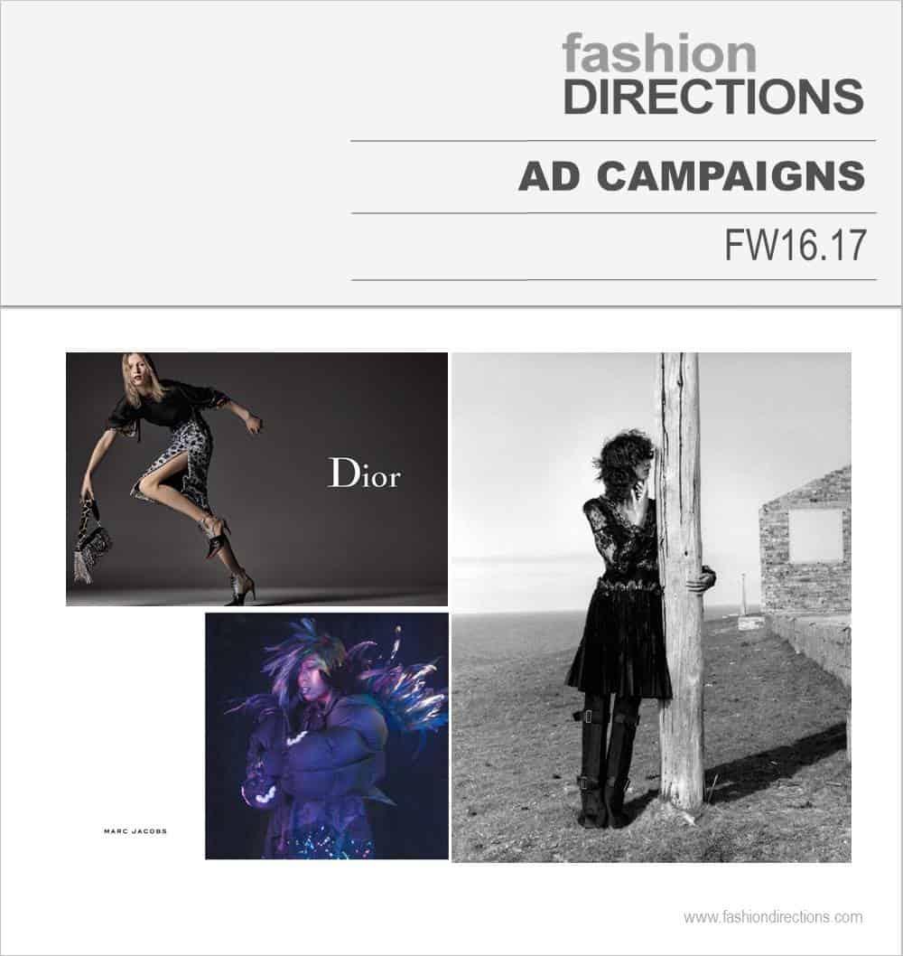 Ad Campaigns FW16/17
