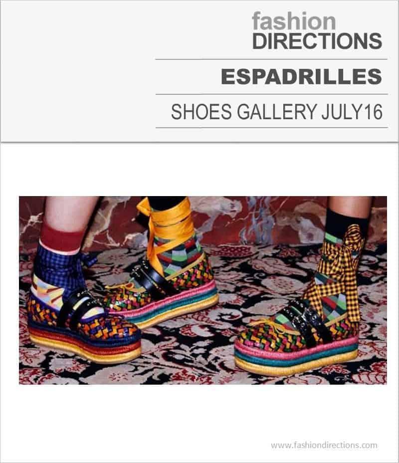 Espadrilles July 2016