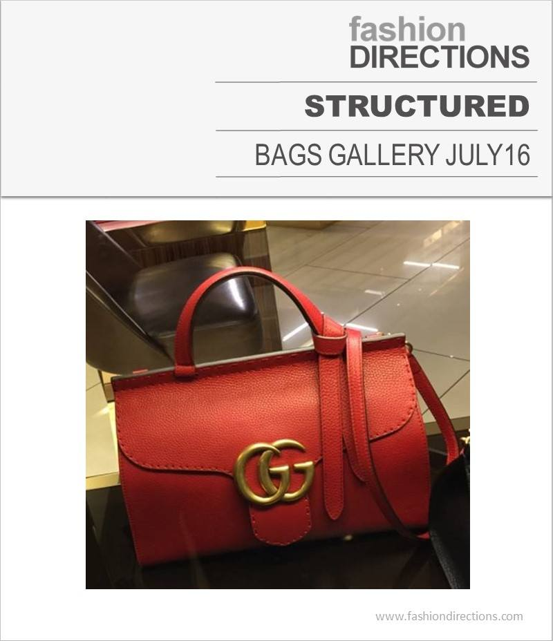 Structured Bags July 2016